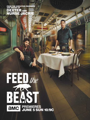 Feed the Beast season 1 poster AMC channel