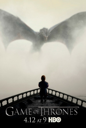 Game of Thrones season 5 poster HBO channel