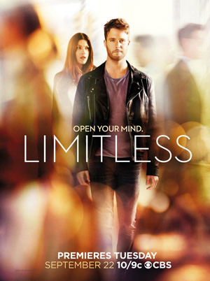 Limitless season 1 poster CBS channel