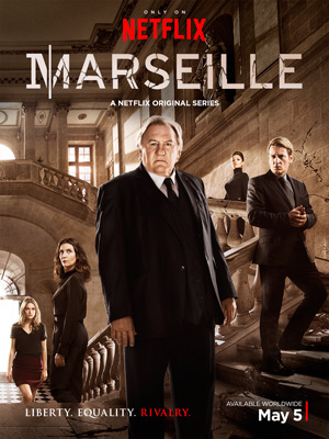 Marseille season 1 poster Netflix channel