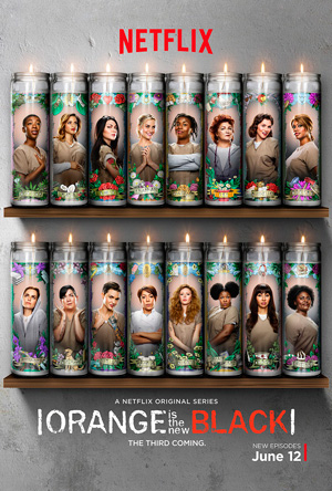 Orange is the New Black season 3 poster Netflix channel