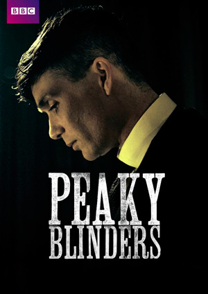 Peaky Blinders season 3 poster BBC Two channel