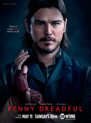 Penny Dreadful season 1 poster Showtime channel