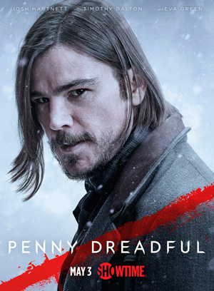 Penny Dreadful season 2 poster Showtime channel