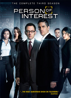 Person of Interest season 3 poster CBS channel