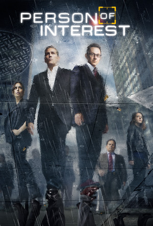 Person of Interest season 4 poster CBS channel
