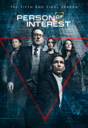 Person of Interest season 5 poster CBS channel