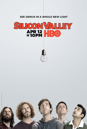 Silicon Valley season 2 poster HBO channel