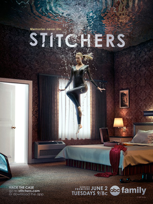 Stitchers season 1 poster Freeform channel