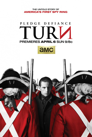 Turn season 1 poster AMC channel