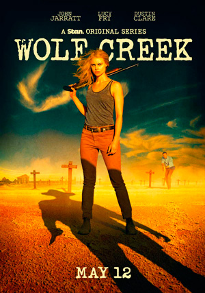 Wolf Creek season 1 poster Stan channel