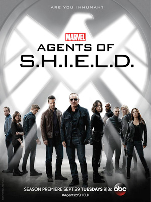Agents of SHIELD season 3 poster ABC channel