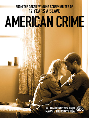 American Crime season 1 poster ABC channel