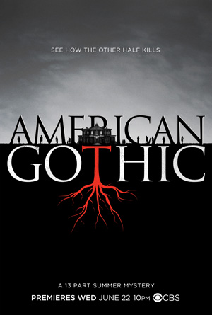 American Gothic season 1 poster CBS channel