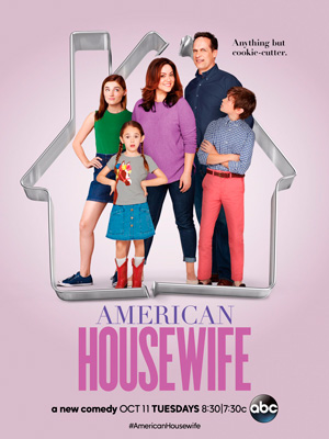American Housewife season 1 poster ABC channel
