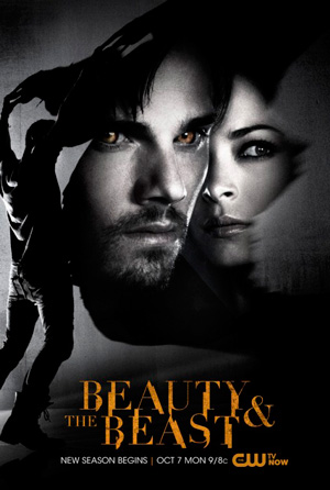 Beauty and the Beast season 2 poster The CW channel