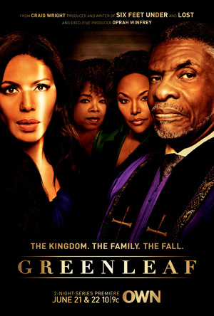 Greenleaf season 1 poster OWN channel