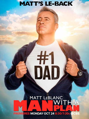 Man with a Plan season 1 poster CBS channel