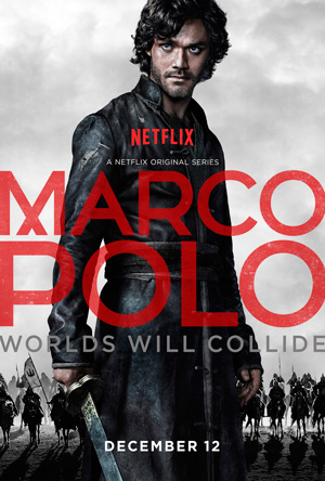 Marco Polo season 1 poster Netflix channel