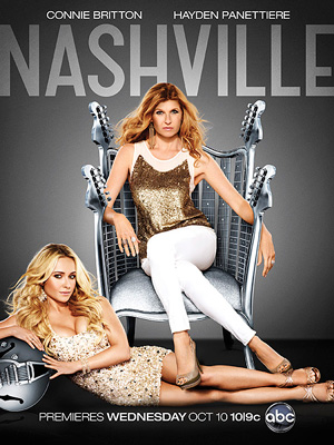 Nashville season 1 poster ABC channel