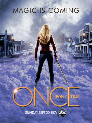 Once Upon a Time season 2 poster ABC channel