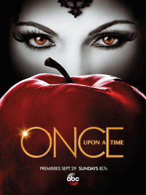 Once Upon a Time season 3 poster ABC channel