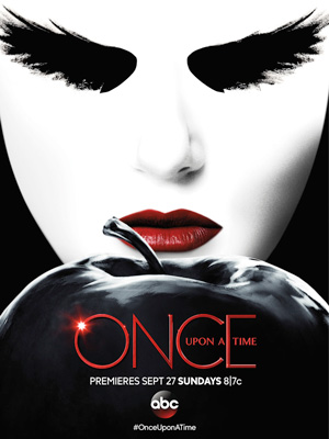 Once Upon a Time season 5 poster ABC channel