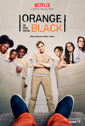 Orange is the New Black season 4 poster Netflix channel