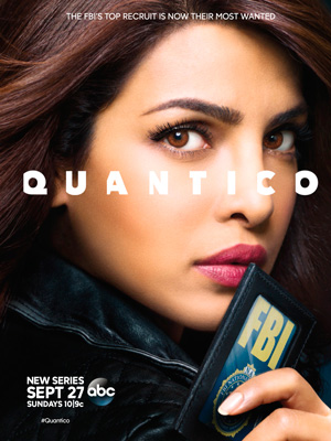 Quantico season 1 poster ABC channel