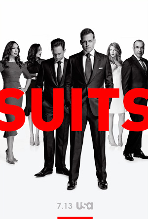 Suits season 6 poster USA Network channel