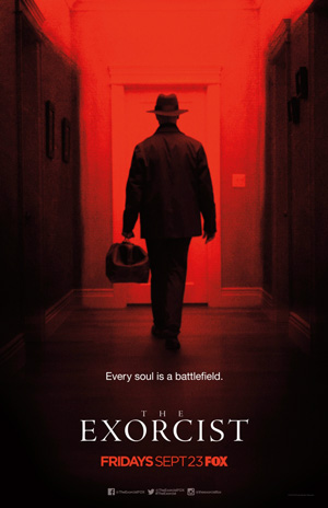 The Exorcist season 1 poster Fox channel