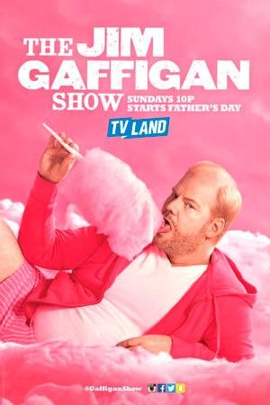 The Jim Gaffigan Show season 2 poster TV Land channel