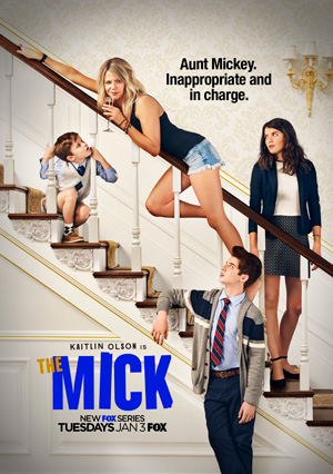 The Mick season 1 poster FOX channel
