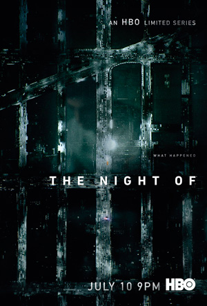 The Night Of season 1 poster HBO channel
