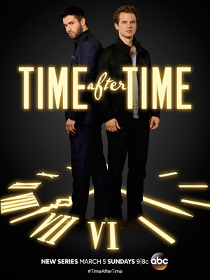 Time After Time season 1 poster ABC channel