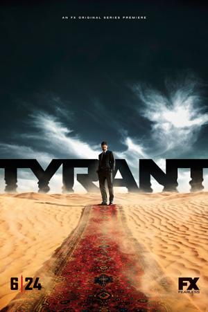 Tyrant season 1 poster FX channel