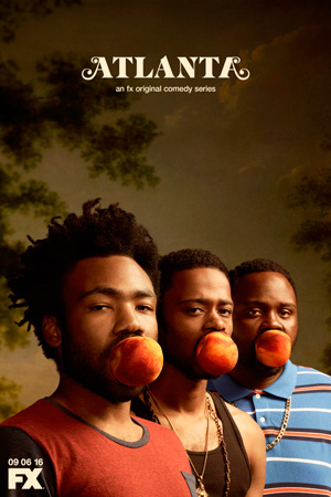 Atlanta season 1 poster FX channel
