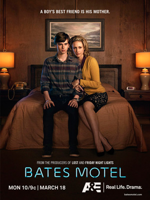 Bates Motel season 1 poster A&E channel