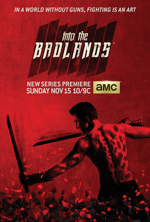 Into the Badlands season 1 poster AMC channel