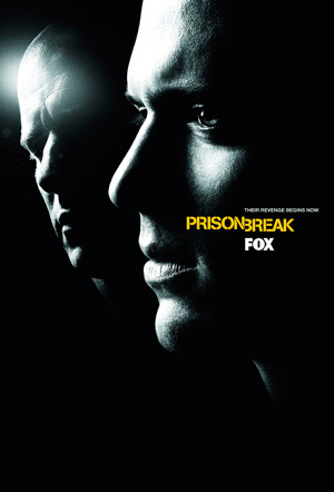 Prison Break season 4 poster FOX channel