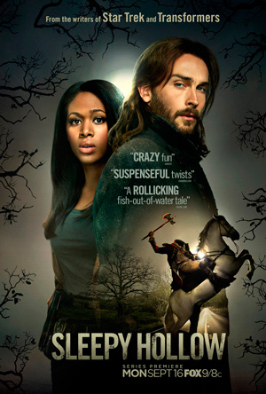 Sleepy Hollow season 1 poster FOX channel