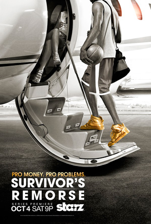 Survivors Remorse season 1 poster STARZ channel