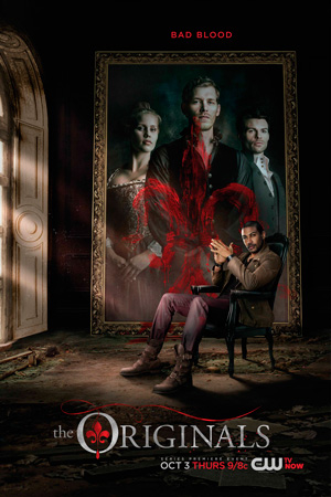 The Originals season 1 poster The CW channel