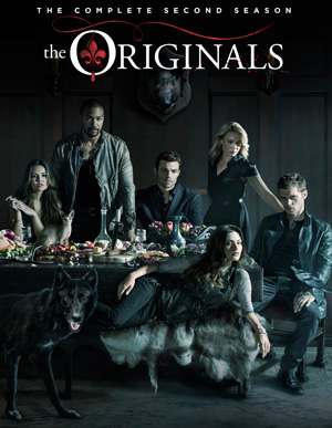 The Originals season 2 poster The CW channel