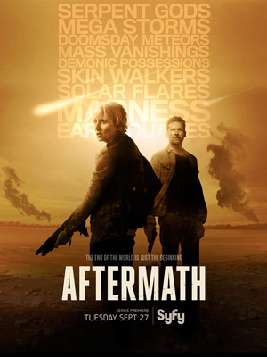 Aftermath season 1 poster SyFy channel