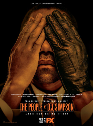 American Crime Story season 1 poster FX channel