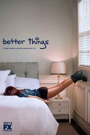 Better Things poster season 1 FX channel