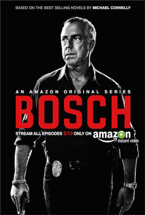 Bosch season 1 poster Amazon channel