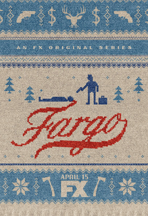 Fargo season 1 poster FX channel