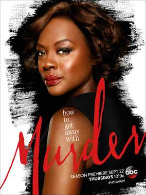 How to Get Away with Murder season 3 poster ABC channel